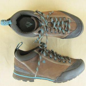 Vasque Hiking Sneaker Lo Boot Trial Vibram US 6 M